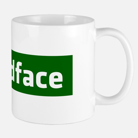 IT Crowd - Friendface Mug