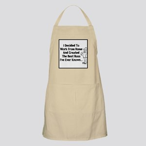 I Decided To Work From Home A Apron