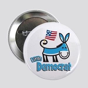 """Little Democrat 2.25"""" Button"""