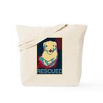 Frisky Ferret Tote Bag