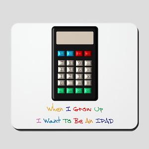 IPAD-Humour Mousepad