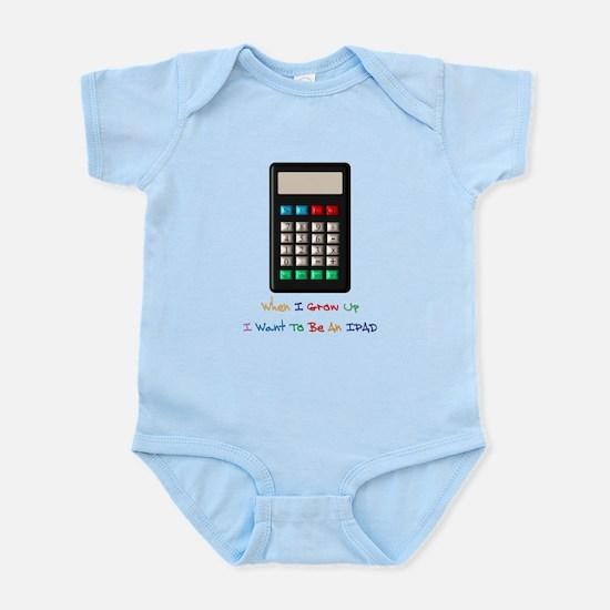 IPAD-Humour Infant Bodysuit