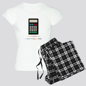 IPAD-Humour Women's Light Pajamas