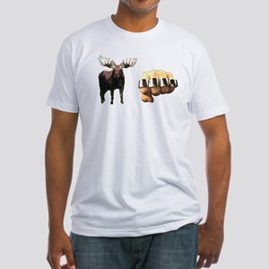 Moose Knuckle Fitted T-Shirt