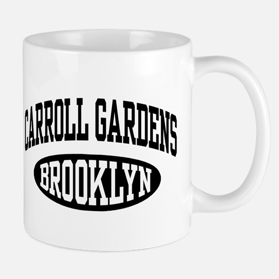 Carroll Gardens Brooklyn Mug