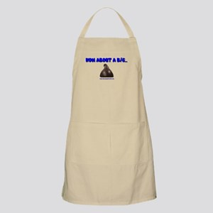 How About a Big Kiss Apron