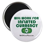 Will Work Inflation Magnet
