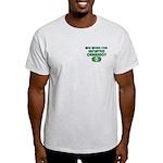 Will Work Inflation Light T-Shirt