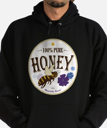 Unique Honey jar Hoodie (dark)