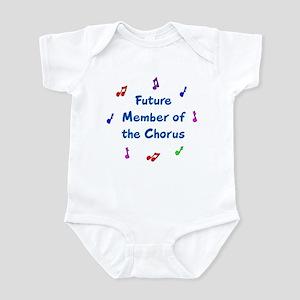 Future Member Infant Creeper