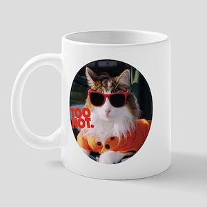 Hot Kitty Mug