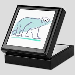 Polar Bear100 Keepsake Box