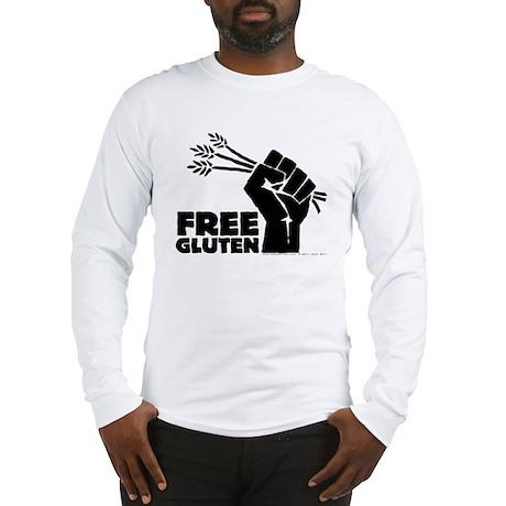 Free Gluten Long Sleeve T-Shirt