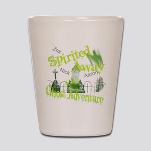 Ghost Adventures Shot Glass