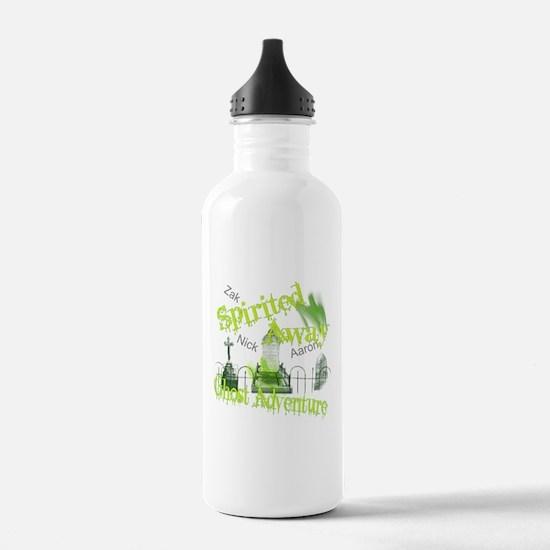 Ghost Adventures Water Bottle