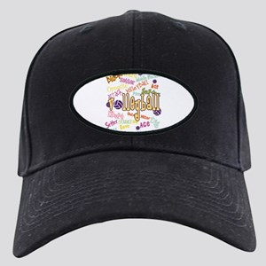 Volleyball Black Cap