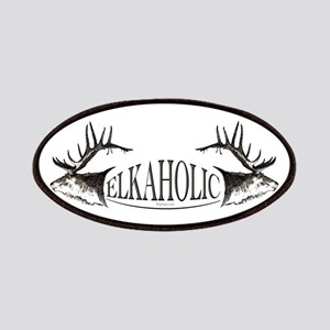 Elkaholic Patches