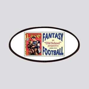 Old School Fantasy Football Patches