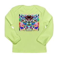KosmiQPandora Long Sleeve Infant T-Shirt