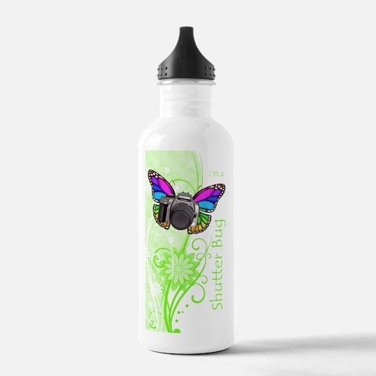 Shutter Bug Water Bottle