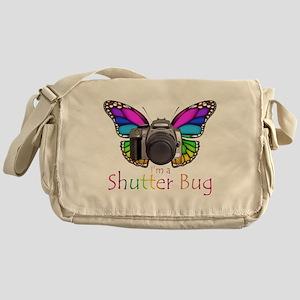 Shutter Bug Messenger Bag