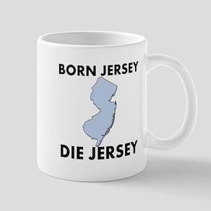 born jersey Mug