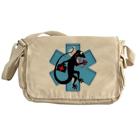 Gecko EMT Messenger Bag