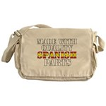 Quality Spanish Parts Messenger Bag