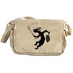 Kokopelli Cook Messenger Bag