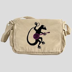 Gecko Banjo Messenger Bag