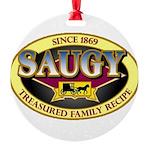 SAUGYLOGO Ornament