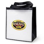 SAUGYLOGO Reusable Grocery Tote Bag