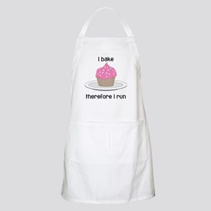 Cupcake w/ Pink Frosting Apron