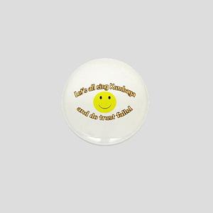 Kumbaya Mini Button
