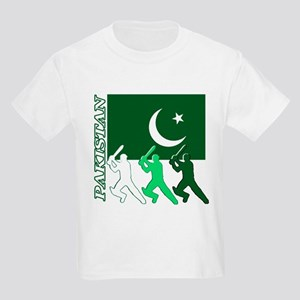 Cricket Pakistan Kids Light T-Shirt