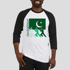Cricket Pakistan Baseball Jersey
