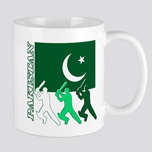 Cricket Pakistan Mug