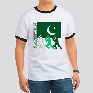 Cricket Pakistan Ringer T