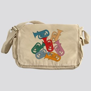 Colorful Euphoniums - Messenger Bag