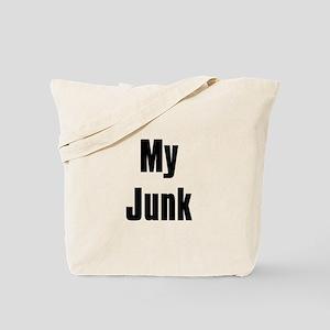 My Junk Tote Bag