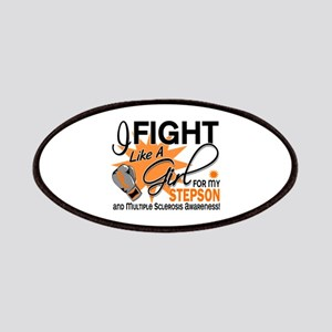 Fight Like A Girl For My MS Patches