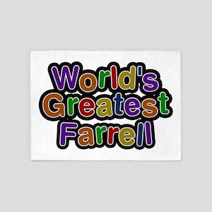 World's Greatest Farrell 5'x7' Area Rug