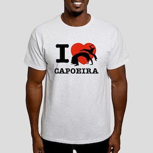I love Gapoeira Light T-Shirt