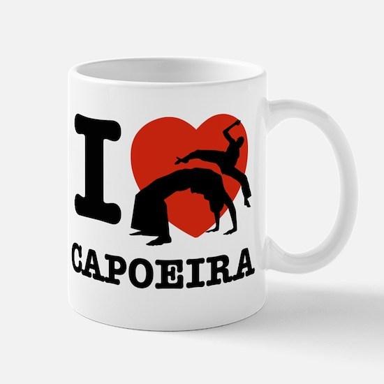I love Gapoeira Mug