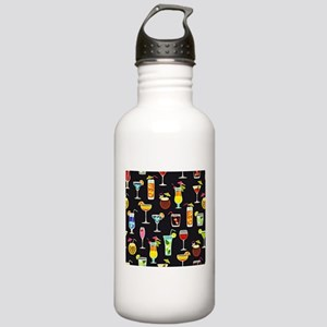 It's 5 O'Clock Somewhe Stainless Water Bottle 1.0L