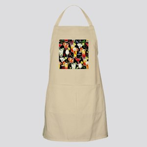 Cocktail Hour in the Tropics Light Apron