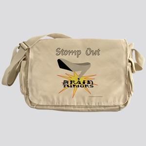 BRAIN TUMOR AWARENESS Messenger Bag