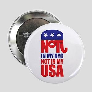 """Anti Republican 2.25"""" Button"""