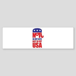 Anti Republican Sticker (Bumper)