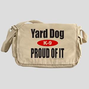 YARD DOG Messenger Bag